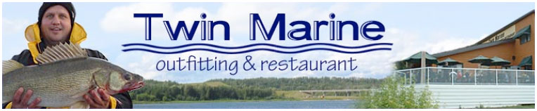 Twin Marine Outfitting & Restaurant